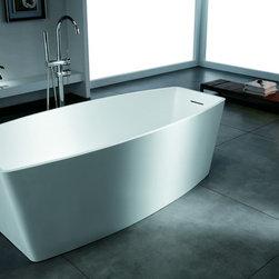 """Ciciano Luxury Modern Bathtub 70.9"""" - Ciciano  Luxury Modern Bathtub"""