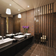 Contemporary Bathroom by chotinan55
