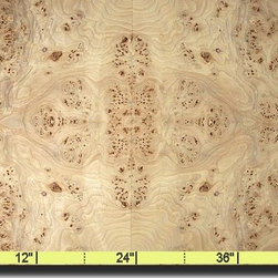 Oakwood Veneer - French Burl - French Burl is a stunning veneer that could really give you a wonderful look.