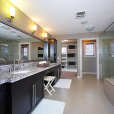 Bathroom Countertops by Pacific Stone Fabrication