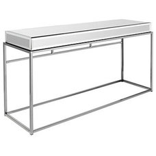 Contemporary Console Tables by Z Gallerie