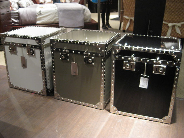 Four Hands: Lacquer Chests