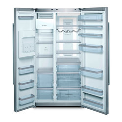 "Bosch 800 Series 36"" Counter-depth Refrigerator, Stainless Steel 