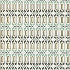Moroccan Design Outdoor Rug - Mad Mats is a company that makes affordable, fun, modern, sophisticated outdoor rugs from recycled plastic bottles. Check out their website for more great designs.