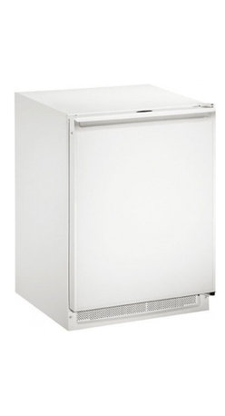 """U-Line - 2175RFW00 24"""" Built-in Undercounter Refrigerator/Freezer with 5.7 Cu. Ft. Capaci - When you can have the best of everything why deny your desires"""