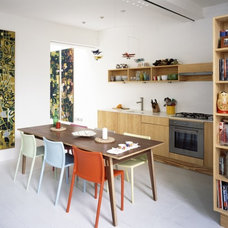 An Artist at Home in London, Family Included: Remodelista