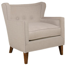 Traditional Armchairs by Kristin Drohan Collection