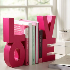 Contemporary Bookends by PBteen