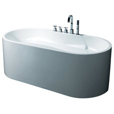 Modern Bathtubs by AKDY Home Improvement