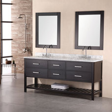 contemporary bathroom vanities and sink consoles by Vanities for Bathrooms