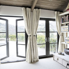 Rustic Curtains by Smith & Noble