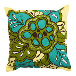 Sarah Outdoor Pillow - Cyprus