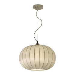 Trend Lighting - Shanghai Medium Oval Pendant - -120 Volts