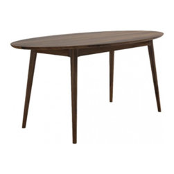 Ion Design Vintage Oval Dining Table - The Vintage Oval Dining Table is apart of the Ion Design Vintage Collection.