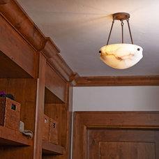 Traditional Pendant Lighting by Brass Light Gallery