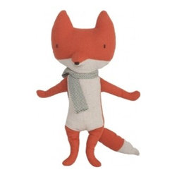 Fox By Maileg - I actually already got this little guy as a shower gift and he's inspired the rest of my ideas for the nursery.
