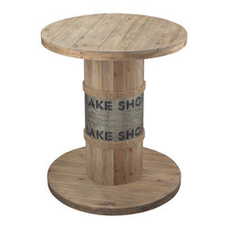 Sterling - Sterling 138-032 Lake Shorelake Shore Accent Table - Sterling 138-032 Lake Shorelake Shore Accent Table