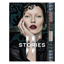 "ABRAMS - ""W: Stories"" Hardcover - W' magazine is renowned for its avant-garde fashion stories, those elaborate confections of magic and mystery that have inspired and captivated readers for more than two decades. This volume gathers 10 of the most remarkable stories, each in its entirety, along with never-before-seen outtakes. Each story was the centerpiece of the issue it appeared in, and together they ride the razor's edge between outrageously provocative and enchanting, from the bizarre (Steven Klein's 'One for the Ages') to the alien (Tim Walker's 'Planet Tilda') and whimsical (Paolo Roversi's 'Carnevale'). These and other stories by Klein, Walker, and Roversi, as well as Steven Meisel, Mert Alas and Marcus Piggott, and Alex Prager, are featured. A special code inside the book provides access to short films shot on the sets of the featured stories by Meisel, Walker, Klein, and Prager."