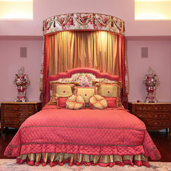 traditional bedroom by Ernesto Garcia Interior Design, LLC