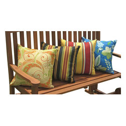 Tropical Outdoor Accessories : Find Outdoor Throw Pillows ...