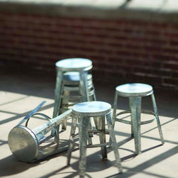Numeric Stacking Stool -