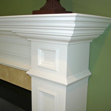 Traditional  by Heirloom Custom Woodworks