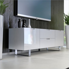 modern media storage by Cymax