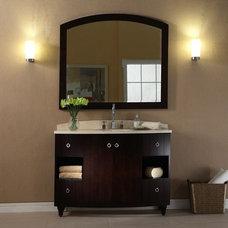 Traditional Bathroom Vanities And Sink Consoles by Vanities for Bathrooms