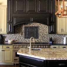 Eclectic Kitchen Countertops by Antique-fireback.com / Charles Nijman