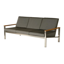 Barlow Tyrie - Equinox Three Seater - Coal