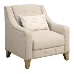 Emerald Home Georgina Chair
