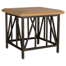 Eclectic Side Tables And Accent Tables by Gilani Furniture Inc