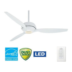 "Casablanca - Casablanca 59121 Riello 60"" 3 Blade Energy Star Ceiling Fan - Blades and Light K - Included Components:"