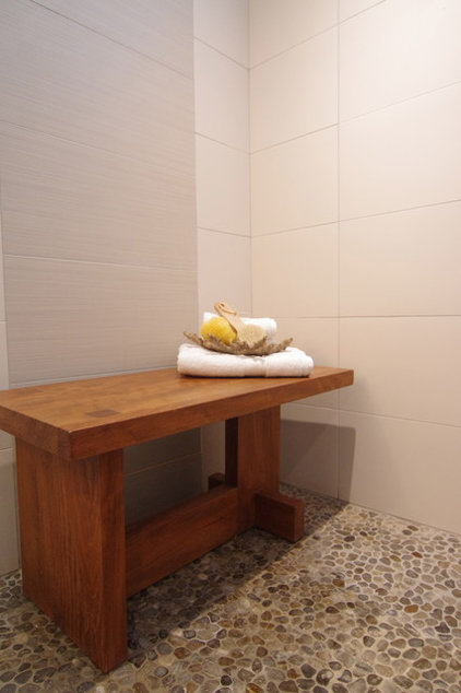 Contemporary Bath And Spa Accessories by Frahm Interiors - Burlington ON