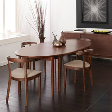 Contemporary Dining Tables by Plummers Furniture