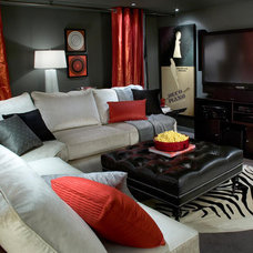 10 Basement Remodels and Renovations by Candice Olson : Rooms : Home & Garden Te