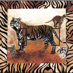 IdeaStix - Tiger Double Toggle Peel and Stick Switch Plate Cover - SwitchStix transforms an ordinary switch plate into beautiful art decorations.  Made from proprietary rubber-resin, Premium SwitchStix Peel and Stick Decor offers a quick and easy solution for decorating plain switch plates.  With features like water/heat/steam-resistant, nontoxic, washable, removable and reusable, it is ideal for any room in the house or office.  SwitchStix fits standard size switch plates and applies right over the switch plate and it even covers the screw holes.  Suitable for standard size non-porous and smooth switch plates.  Discard mid-section for toggle switch placement.  Surface can be washed with most household cleaning products.