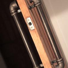 Modern Door Hardware by Inspiritdeco