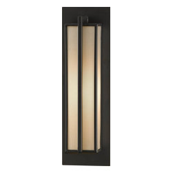 Murray Feiss - Murray Feiss Stelle Transitional Wall Sconce X-BRO0641BW - Warm finishes and clean lines give a simple and casual but elegant feel to this Murray Feiss wall sconce. From the Stelle Collection, it features a rich Oil Rubbed Bronze finish that compliments the clean lines. A cream linen fabric shade adds a subtle modern infusion that pulls the look together.