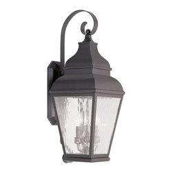 Livex Lighting - Livex Lighting 2605-07 Outdoor Lighting/Outdoor Lanterns - Livex Lighting 2605-07 Outdoor Lighting/Outdoor Lanterns