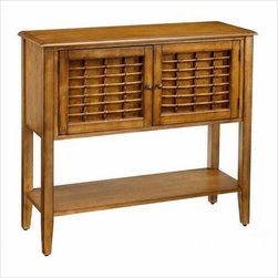 Hillsdale - Hillsdale Bayberry Glenmary Oak Sideboard - Hillsdale - Buffet Tables & Sideboards - 4766850 - This stunning sideboard table will absolutely impress you with its beauty. It offers the perfect blend of style and functionality. The Glenmary Sideboard Table features an oak finish and vast amounts of storage space. It is impossible to keep from being impressed by this wooden sideboard.