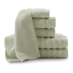 Baltic Linen - Baltic Linen Company Pure Elegance 6 Piece Luxury Turkish Cotton Towel Set - 353 - Shop for Towels from Hayneedle.com! The fashionable Baltic Linen Company Pure Elegance 6 Piece Luxury Turkish Cotton Towel Set includes two pairs of bath towels hand towels and washcloths for your master bathroom. Each towel is made from 100% Turkish cotton that's plush and absorbent at 780 GSM. Your all-new 6 piece set comes in a variety of color options to complement your decor and while they certainly have a delicate feel they are actually designed to be machine washed and dried with like colors for hassle-free upkeep!Additional InformationOversized bath towel: 30 x 54 in.Hand towel: 16 x 28 in.Washcloth: 13 x 13 in.About Baltic Linen CompanyBaltic Linen has been a family owned company for over 74 years! What started as a humble maker of handmade bedding and bathroom products has grown into a fruitful business that serves department stores specialty stores and mass retailers the world over with its four expansive divisions of operation. There's Home Fashions Hospitality Textile Rental and Healthcare all of which manufacture and supply goods that are crafted with the best materials and an eye toward the latest fashions. Only individuals from the top design and fashion schools with years in the industry make it into Baltic Linen's in-house design team who strive to achieve the look of today's top trends in products that fit any budget. You'll want to decorate your entire home in the latest and greatest items from Baltic Linen Company!