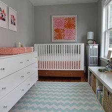 Zoe's Modern Nursery - Project Nursery