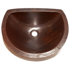 Traditional Bathroom Sinks by Artesano Copper Sinks