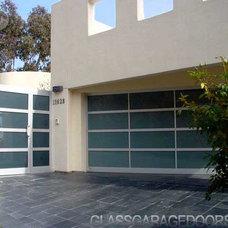 Contemporary Interior Doors by bp Glass Garage Doors