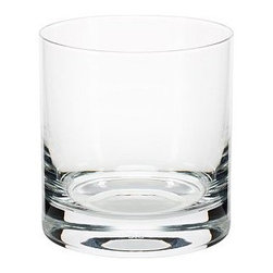 Schott Zwiesel Double Old-Fashioned Glass, Set of 6 - Our shatter-resistant Schott Zwiesel Barware glasses bring casual appeal to entertaining. Made of high-quality glass. Set of 6 highballs or double old-fashioneds (shown left to right). Watch a video to learn more: {{link path='/stylehouse/videos/videos/pp_v16_rel.html?cm_sp=Video_PIP-_-PARTY_PLANNER-_-SCHOTT_HIGHBALL' class='popup' width='950' height='300'}}Highball{{/link}}, {{link path='/stylehouse/videos/videos/pp_v18_rel.html?cm_sp=Video_PIP-_-PARTY_PLANNER-_-SCHOTT_DOUBLE_OLD_FASH' class='popup' width='950' height='300'}}Double Old-Fashioned{{/link}}. Watch a video about the beauty and durability of our {{link path='/stylehouse/videos/videos/pbq_v14_rel.html?cm_sp=Video_PIP-_-PBQUALITY-_-SCHOTT_BEAUTY_DURABILITY' class='popup' width='950' height='300'}}Schott Zweisel stemware{{/link}}. Monogramming is available at an additional charge. Monogram will be centered on the side of each glass. Made in Germany.
