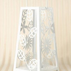 Summer 2k14 with Black Swan - Looking for the details that will bring your porch or patio to life? Try our Flower Cut Out Lantern to give your space that finishing touch. Just add your own tea candle preference and this garden accent will shine as brightly as your outdoor room.