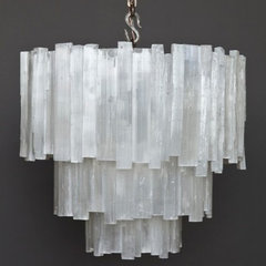 contemporary chandeliers by Ron Dier Design