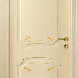 Traditional Mediterranean Style Interior Doors MADE IN ITALY - EVAA International, Inc