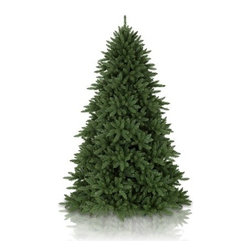 Balsam Hill Valley Forge Spruce Artificial Christmas Tree with Simple String™ - THE CAPTIVATING CHARM OF BALSAM HILL'S VALLEY FORGE SPRUCE WITH SIMPLE STRING™ TECHNOLOGY